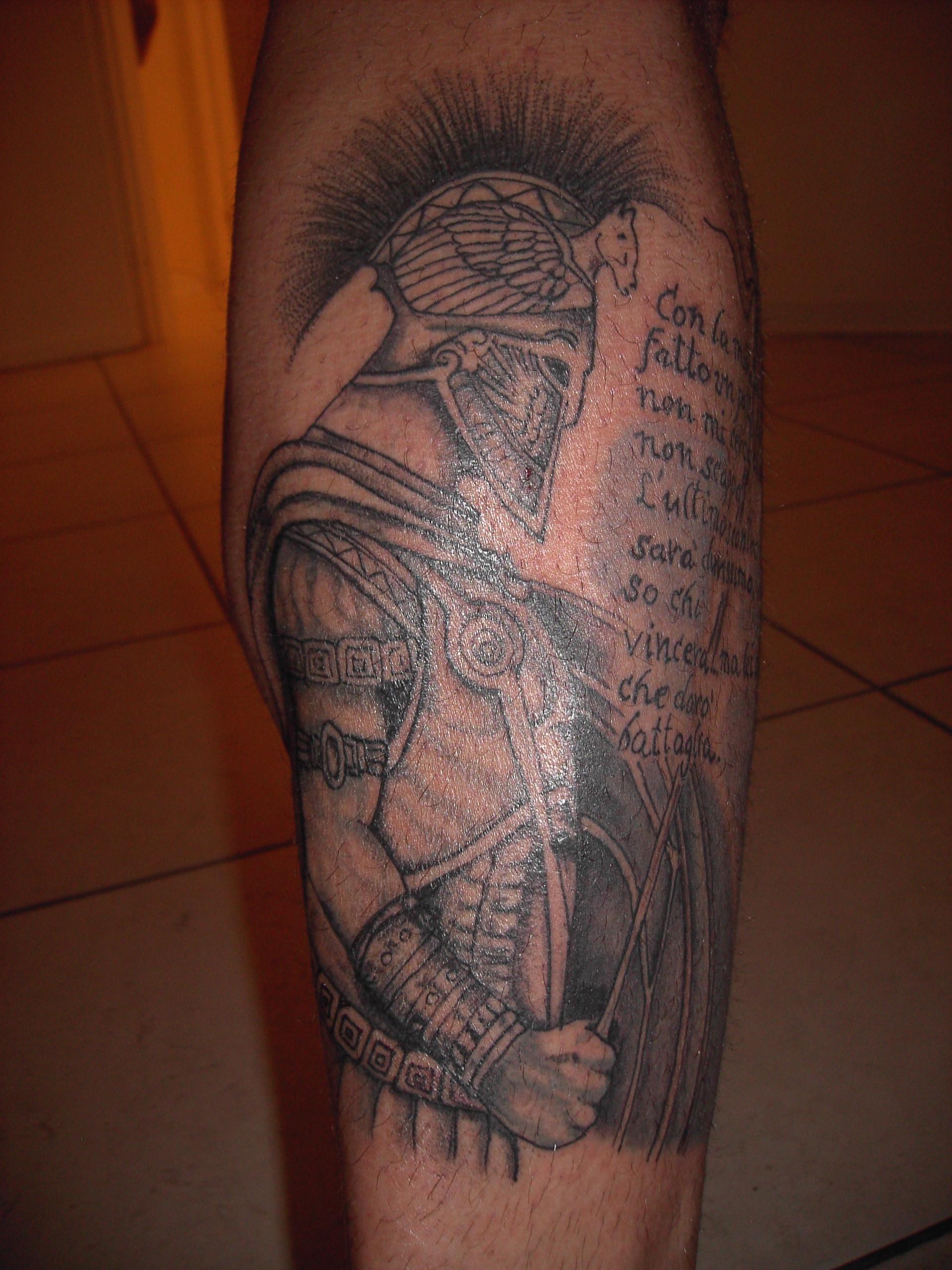 tatuaggio Verona Hellas